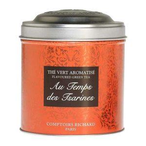 """Té """"Au Temps des Tsarines"""" a granel en bote metálico de 100 gr"""