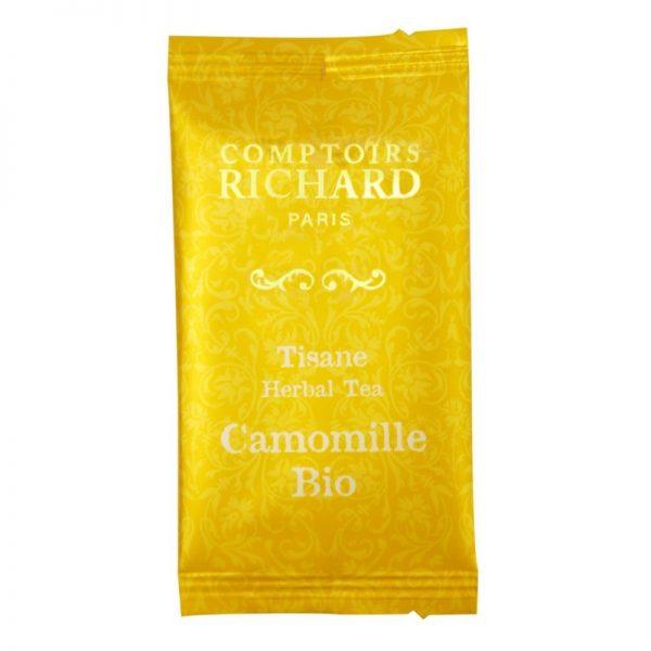 """Infusion Bio """"Camomille"""". Caja de 40 sobres"""